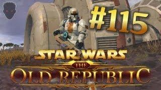Let's Play - Star Wars The Old Republic #115 [HD] - Zur rechten Zeit | DEBITOR