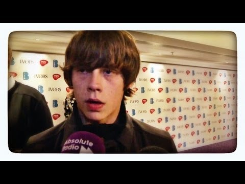 Jake Bugg refuses to comment on Cara Delevingne question at the Ivors