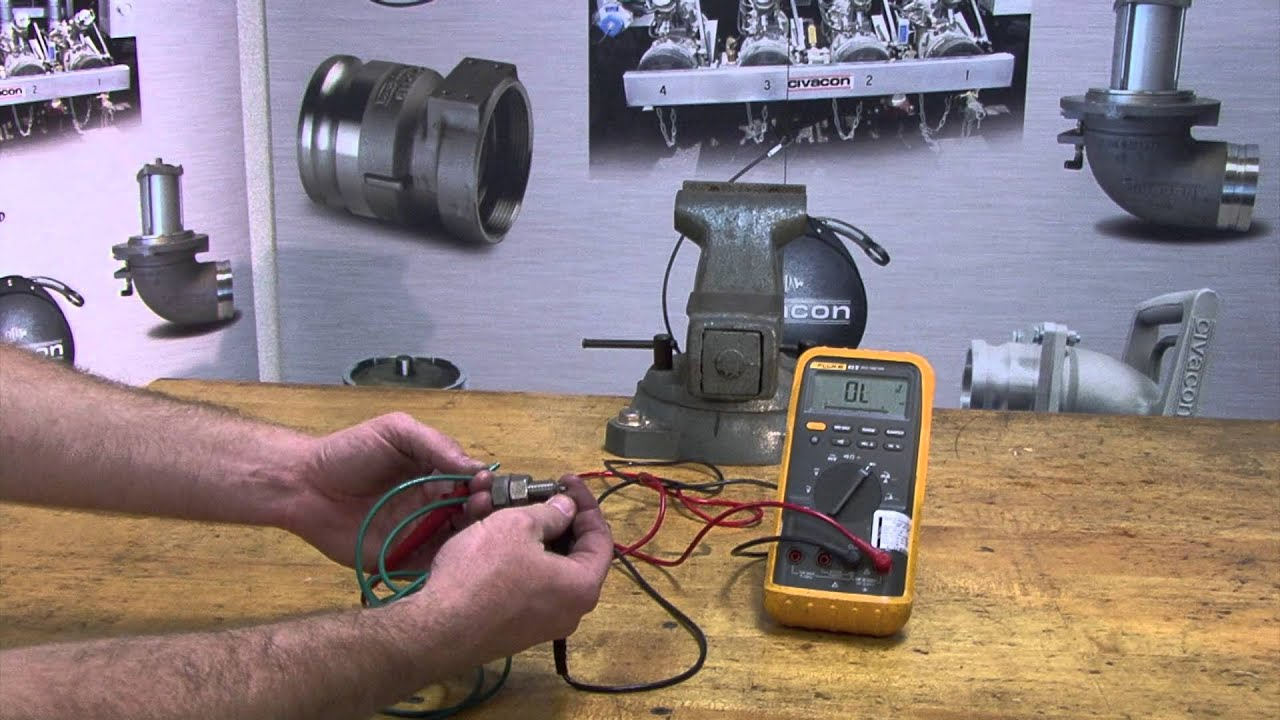 Testing Ground Wire And Gs1000 Ground Wire And