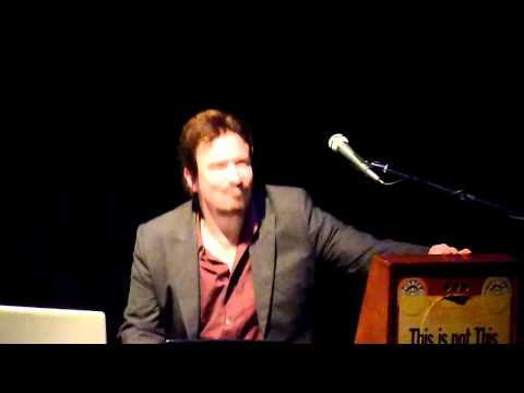 Alan Wilder / Recoil 'Family Man' HD @ Zion Arts Centre, Manchester, 03.09.2011. Four