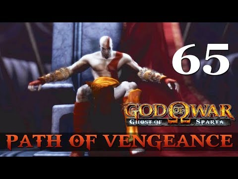 [Ghost of Sparta | 65] Path of Vengeance (Let's Play God of War series w/ GaLm) thumbnail