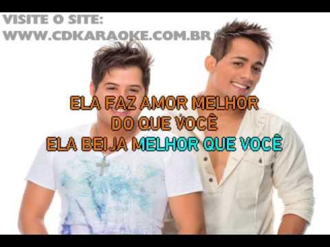 Hugo & Tiago E João Neto & Frederico   Ela É Melhor Que Você