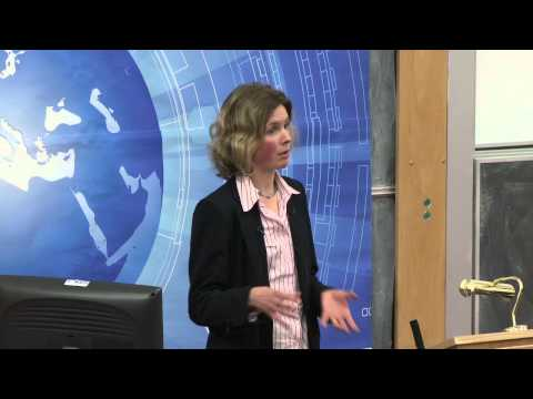 Dr Heather Lovell - Climate change and its challenge for policy makers