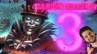 Baron Samedi Conquest #3: My Turn To Be The Carry