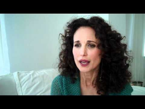 Andie MacDowell on Her Favorite Role