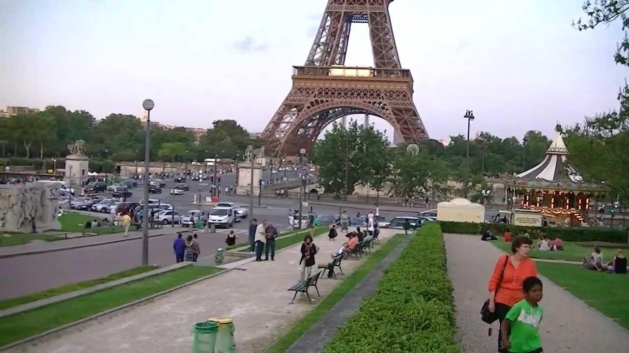 Jardins du trocad ro paris youtube - Aquarium de paris jardin du trocadero ...