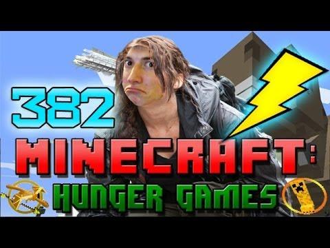 Minecraft: Hunger Games w Mitch Game 382 ZEUS