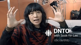 DNTO: Go behind the scenes with Sook-Yin Lee!
