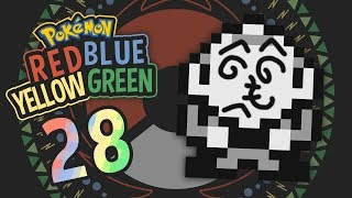 Pokémon Red, Blue, Yellow, and Green [28] - Freeze Bunch