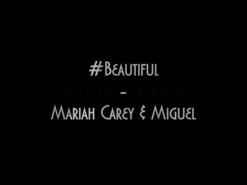 #Beautiful (feat. Miguel) - Mariah Carey - Traduction Franaise - HD