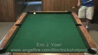 Eric Yow! Trick Shot Pool