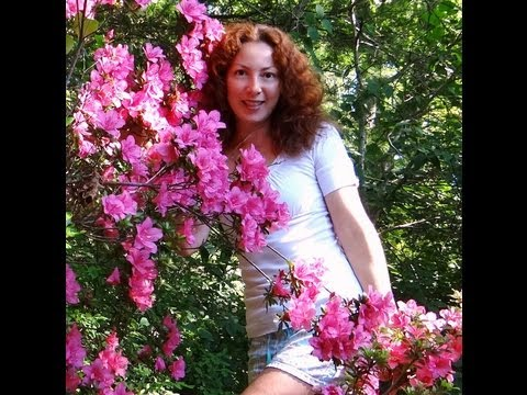 мои цветы, мой сад / my flowers and garden