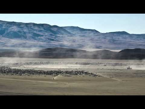 """""""Playa Time: Dust to Dust"""" - Burning Man 2011 Time Lapse"""