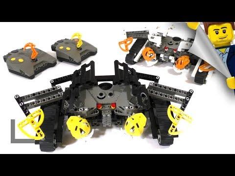 Обзор набора Lego Bionicle #8539 Манасы (Manas)