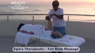 Full Body Massage at Beach Hotel Swakopmund