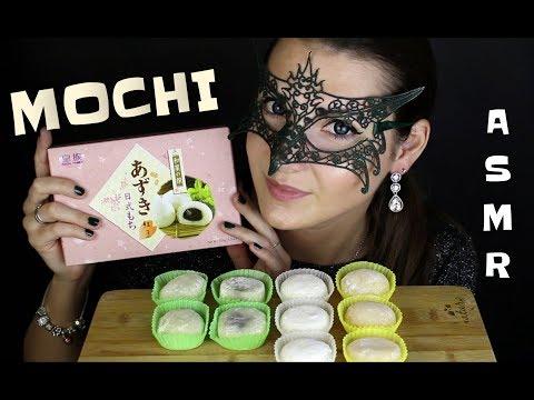 АСМР Японские МОТИ/ASMR Mukbang Japanese MOCHI 餅 Chewy EATING SOUNDS