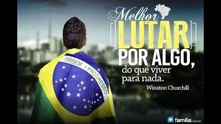 AO VIVO! NA LUTA POR UM BRASIL MELHOR! #INTERVENÇÃOMILITARJÁ