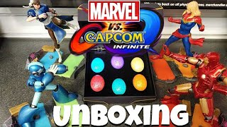 Marvel vs Capcom infinite collectors edition unboxing: almost 2 years later 😂