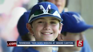 Tenn. Teen, Step Grandmother Missing In Grand Canyon