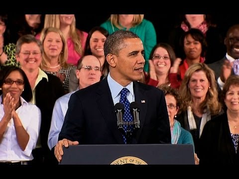 President Obama on Early Childhood Education
