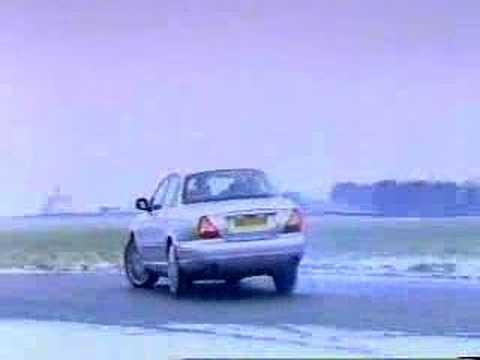 new XJ Drift by Jaguar chief engineer
