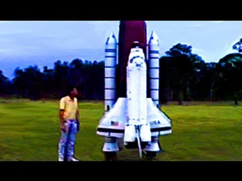NASA Backyard Rocket Secrets (4:3)
