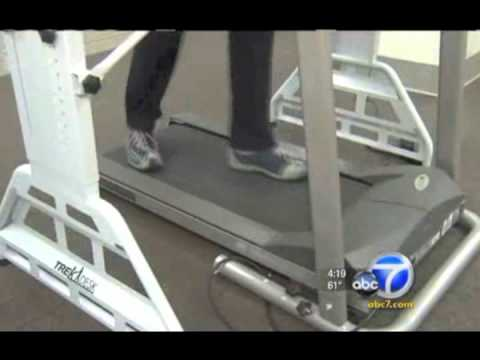 of treadmills shipping for weight
