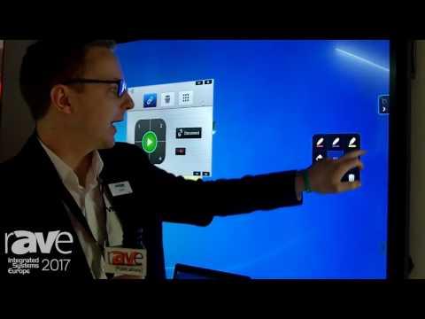 ISE 2017: Vivitek Launches NovoEnterprise Solution and LauncherPlus Button