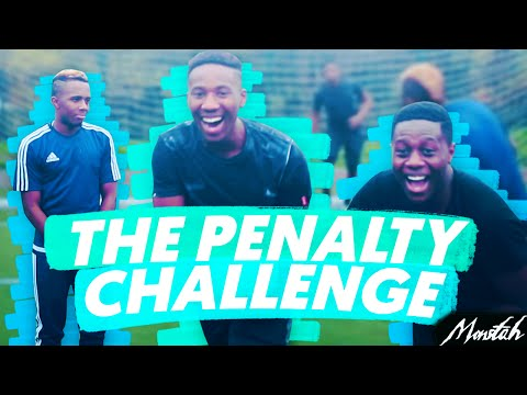 WORLD CUP STYLE PENALTIES! - THE PENALTY CHALLENGE!