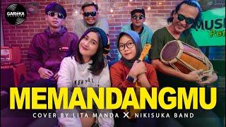 Download lagu MEMANDANGMU | REGGAE SKA ACOUSTIC COVER | LITA MANDA x NIKISUKA BAND