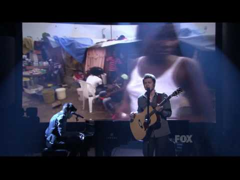 Kris Allen - Let It Be - Live @ American Idol Top 24 Results Night [HD] Music Videos