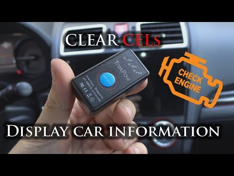 Read your car Information OBDII Reader (Apple IOS / Android) [Globmall ]