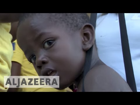 Haiti: Millions at risk of famine in post-hurricane