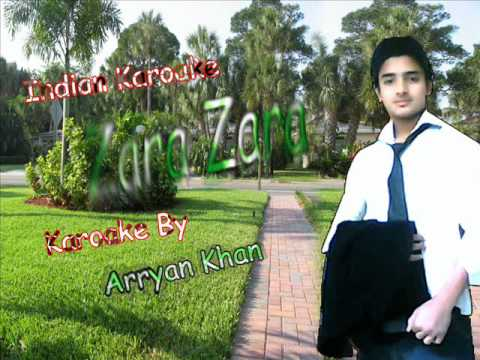 Zara Zara Behekta Hai Karoake By Arryan Khan video