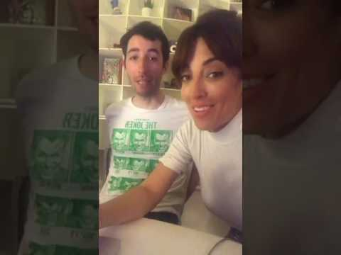 Celeste Cid y Paula Kohan (facebook live) sorteo día del amigo
