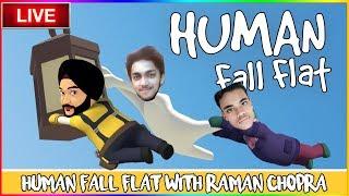 😂 HUMAN FALL FLAT - Raman Chopra 😂