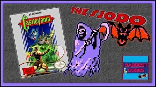 The Baddest Dudes Play CASTLEVANIA (NES) - Retro SjoDo