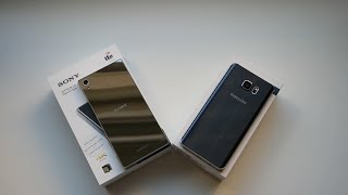 مقارنة | Sony Xperia Z5 premium Vs Samsung Galaxy Note 5