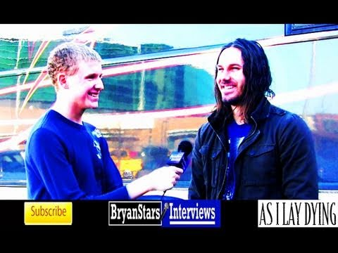 As I Lay Dying Interview Tim Lambesis 2011