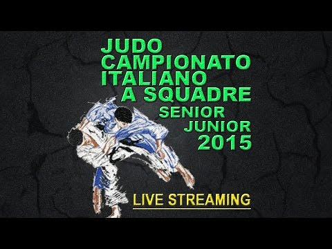JUDO Campionato Italiano Squadre 2015 - SENIOR/JUNIOR