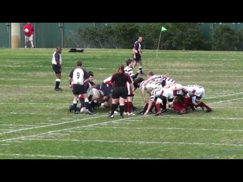 FSU vs FAU Rugby A Game 2-6-10 pt. 1/14 Video