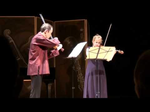 Prokofiev, Sonate pour 2 violons en Ut Majeur op.56