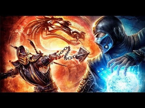 Mortal Kombat - PS Vita Gameplay Part 2 [HD]