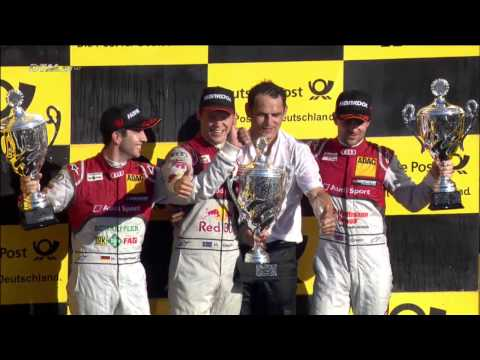 DTM Final Hockenheim 2014 - Race summary