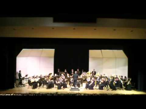 Sleigh Ride - Riverbend High School 2010-11.mp4