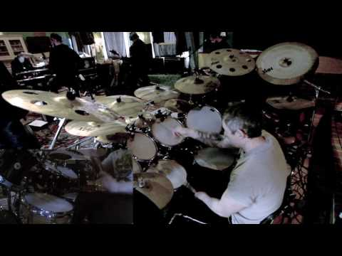 Emperor Ye Entrancemperium rehearsal drum cam thumbnail