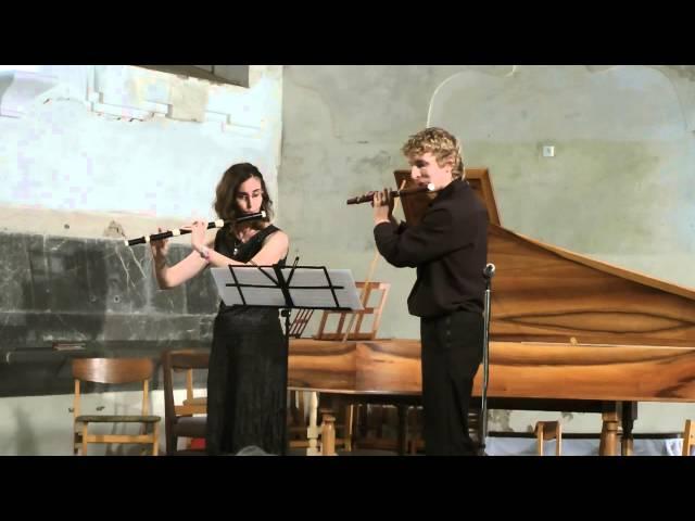 Michel de la Barre: Prelude & Rondeau F Major