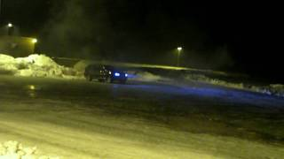 BMW X5 SNOW BURNOUT  Part 2