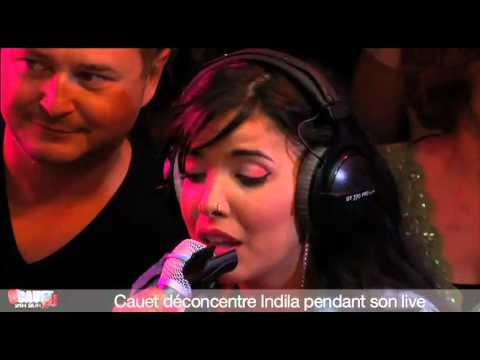 Cauet déconcentre Indila pendant son live - CCauet sur NRJ