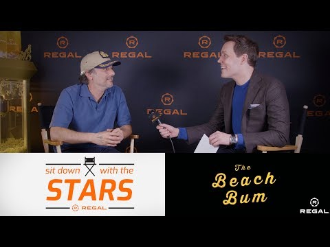 Beach Bum: Sit Down With The Stars Feat. Matthew Hoffman - Regal